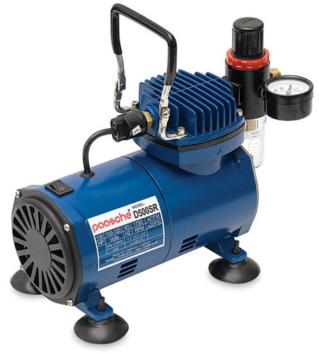 D500SR 1/8hp Air Compressor
