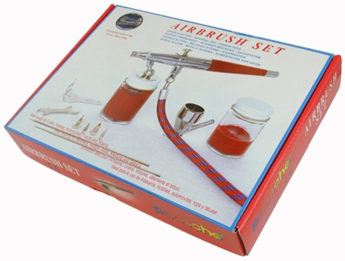 Double Action Paasche Airbrush VL-Set