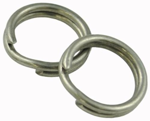 Stainless Steel Split Rings