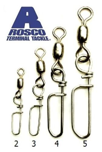 Rosco Coastlock Snap Swivel