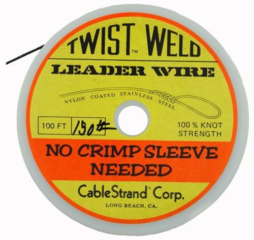 Twist-Weld Spool