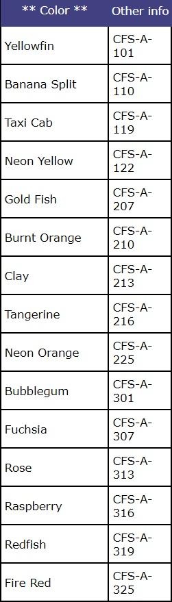 CFS-D PRO WRAP COLOR FAST BLACK COLORS SIZE D 100 YD SPOOLS