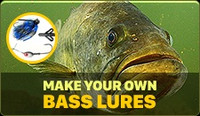 Make your own Bass Lures