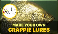 Make your own Crappie Lures