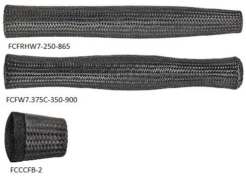 R4278 Carbon Fiber Fly Grips