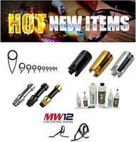 Rod Building New Items