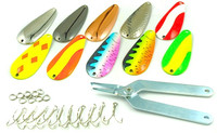 Lure, Fly & Rod Building Kits